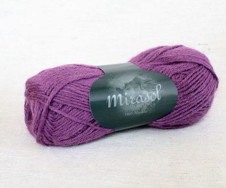 Du Store Alpakka - Mirasol Färg 2027