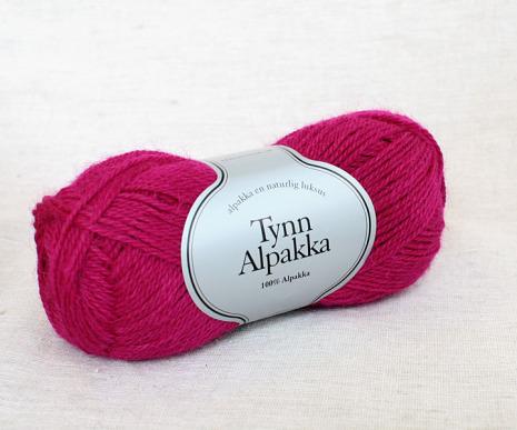 Tynn Alpakka Färg 133