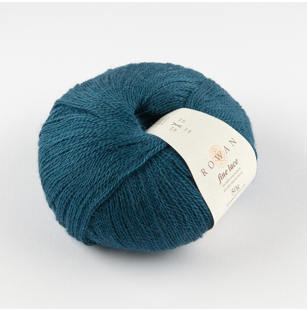 Rowan - Fine Lace, Aged 933