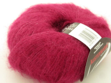 Austermann Kid Silk, CERISE 06
