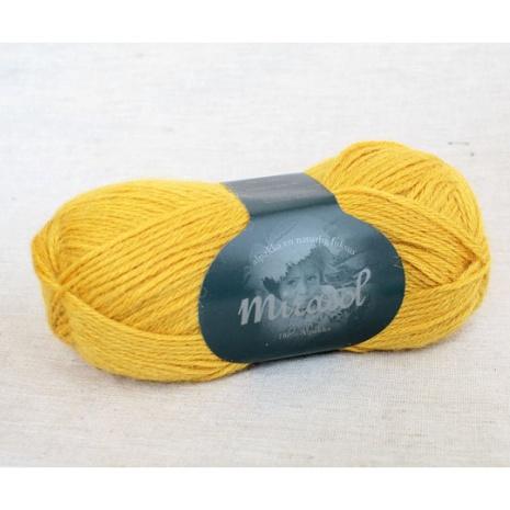 Du Store Alpakka - Mirasol Färg 2026