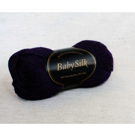 Du Store Alpakka - Babysilk Färg 320