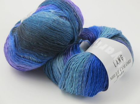Lang - Mille Colori Baby, Färg 88