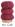 Geilsk Bomull & Ull, rabarberröd 40