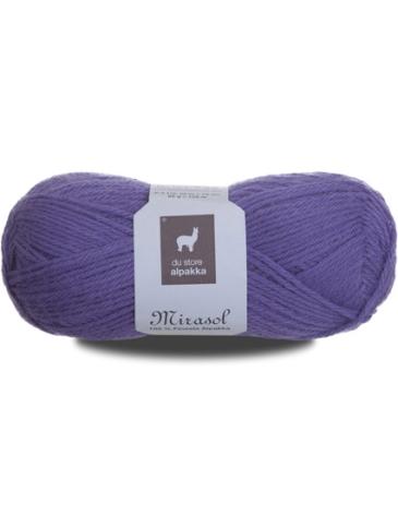 Du Store Alpakka - Mirasol Färg 2036
