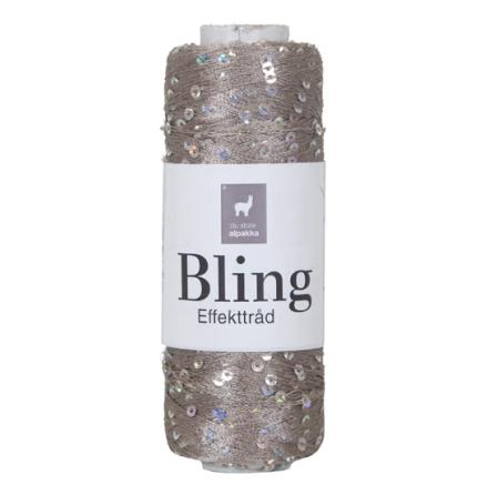 Bling Glittertråd, Beige 3005