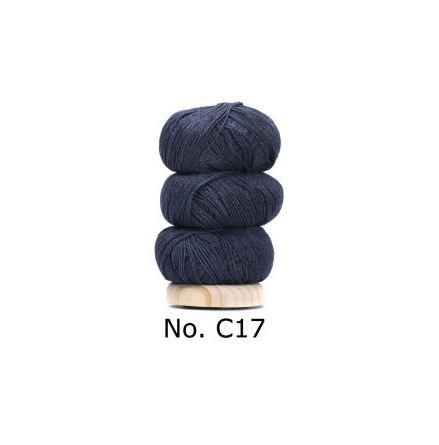 Geilsk Bomull & Ull, blå 17