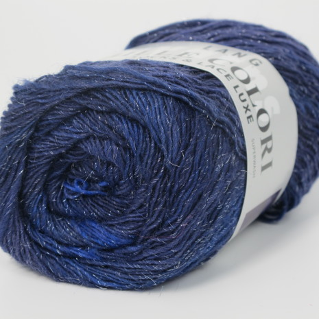 Lang - Mille Coloiri Socks & Lace  LUXE nr.35