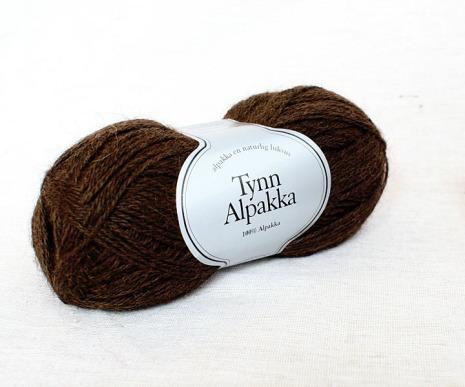 Tynn Alpakka Färg 108