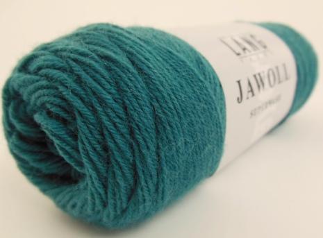 Jawoll mörk turkos 0188