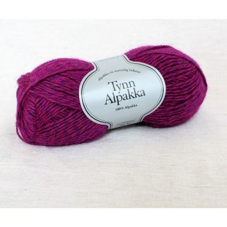 Tynn Alpakka Färg 167