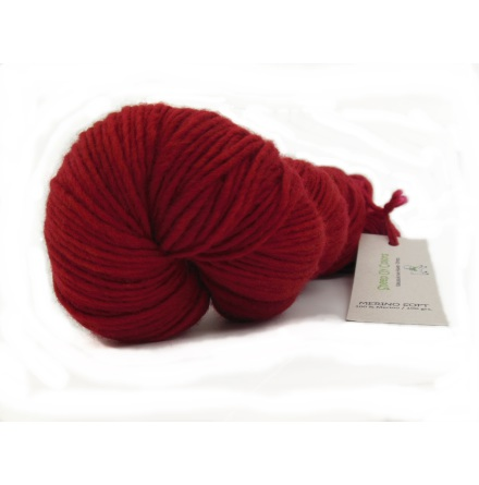 Sheep Uy Colors - Merino Soft nr: 32 Bordeau
