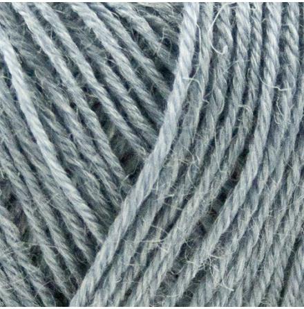 Onion Nettle Sock Yarn, nr. 1017, Grå
