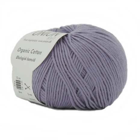 Onion - Organic Cotton Ljuslila 121