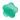 Blomma - pärlemorknapp, lime, 18 mm