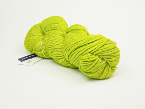 Malabrigo - Worsted, Apple Green 11