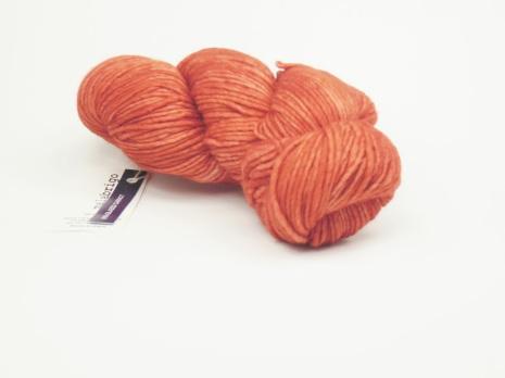 Malabrigo - Worsted, Glazed Carrot 16