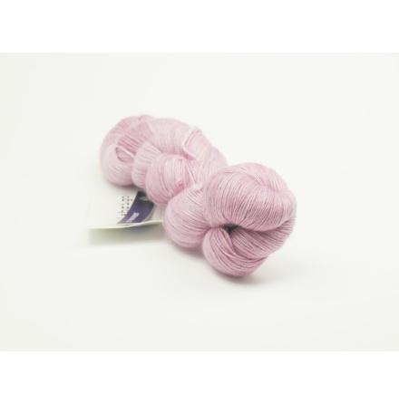 Malabrigo Lace, Pink Frost 17