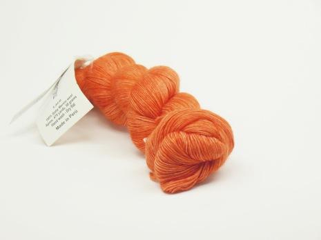 Malabrigo Lace, Tiger Lily 152