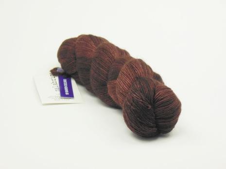 Malabrigo Lace, Marron Oscuro 181