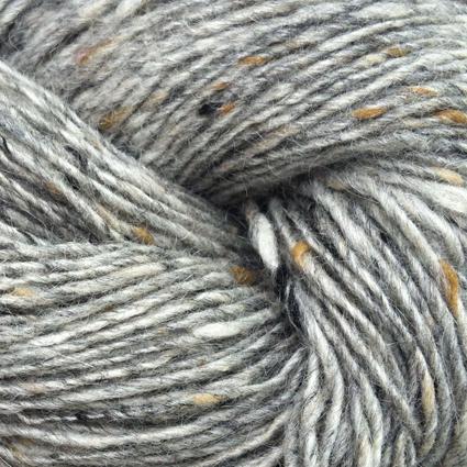 Isager Tweed, Winter Grey