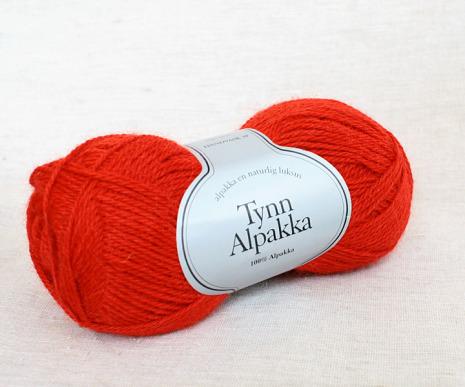Tynn Alpakka Färg 115c