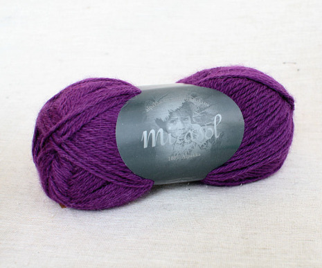 Du Store Alpakka - Mirasol Färg 2015