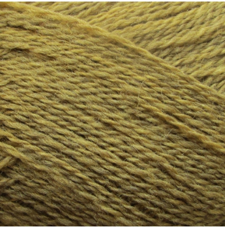 Isager Highland Wool, Curry