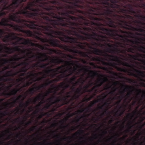 Isager Highland Wool, Wine