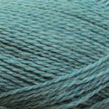 Isager Highland Wool, Turquise