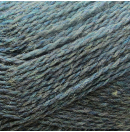 Isager Highland Wool, Ocean