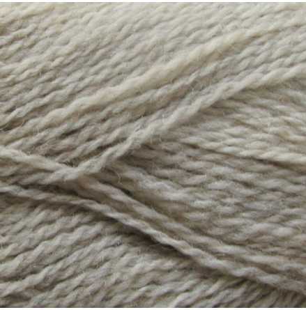 Isager Highland Wool, Sand