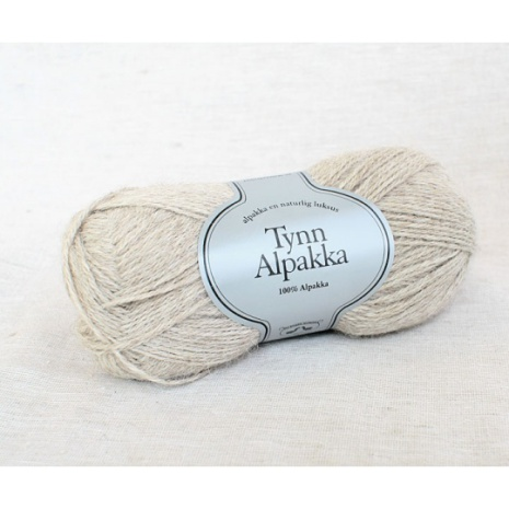 Tynn Alpakka Färg 161