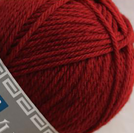 Peruvian Highland Wool - 225 Christmas Red