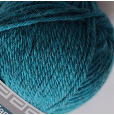 Peruvian Highland Wool - 811 Caribean Sea