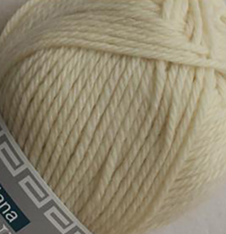 Peruvian Highland Wool - 101 Natural White