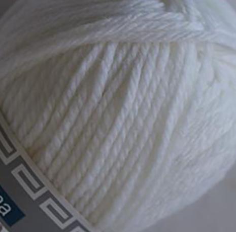 Peruvian Highland Wool - 100 Snow White