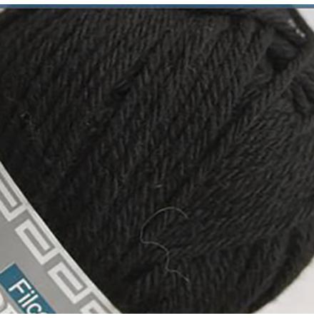 Peruvian Highland Wool -102 Svart