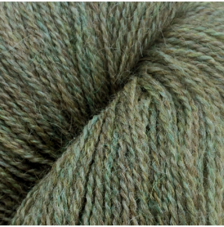 Isager Alpacka 2, färg Thyme