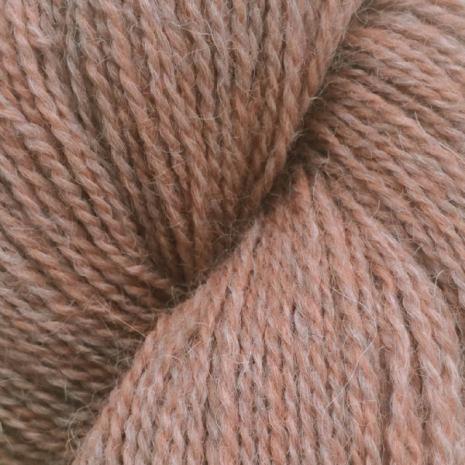 Isager Alpacka 2, färg Peach