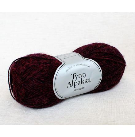 Tynn Alpakka Färg 149