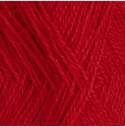 Rauma - Røros Lammull, röd 43