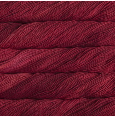 Malabrigo Sock - Ravelry Red 611