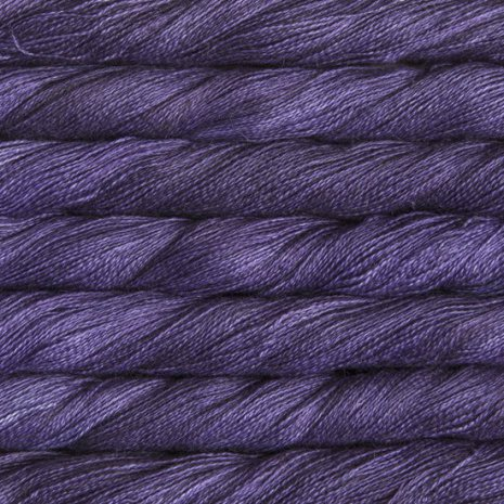 Malabrigo Silkpaca, Purple Mistery 30