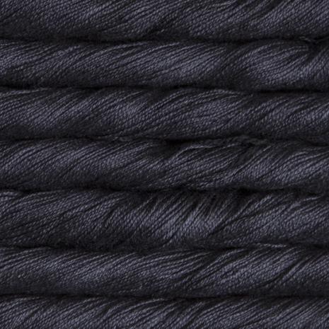 Malabrigo Silkpaca, Black 195