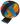Zauberball - färg 1564