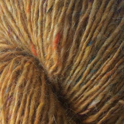 Isager Tweed, Mustard