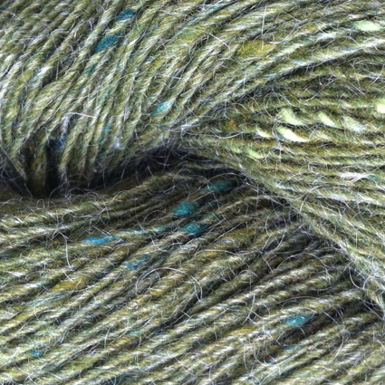 Isager Tweed, Moss