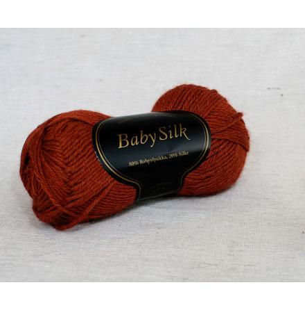 Du Store Alpakka - Babysilk Färg 325