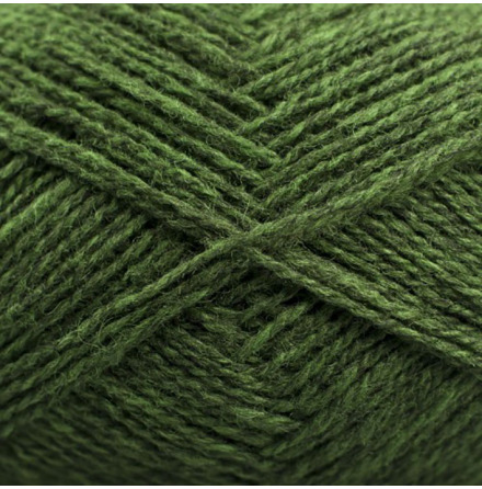 Rauma Finull, 4122 Mörkt grönmelerat